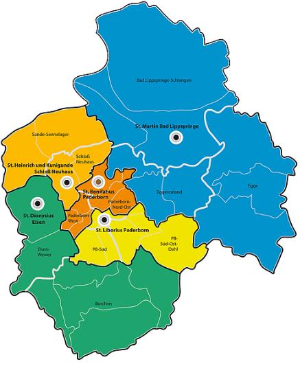 Dekanat Paderborn